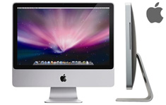 "yyydeals  מחשב Apple iMac MB323LL All in one yyydeals, מחשב Apple iMac MB323LL All in one מחשב Apple iMac MB323LL All in one בגודל 20"" עם מעבד Intel Core 2 Duo, זיכרון 1GB ודיסק קשיח 250GB ב-1287 ₪ מוחדש* מחשב Apple iMac MB323LL All in one בגודל 20"" עם מעבד Intel Core 2 Duo MB323LL"