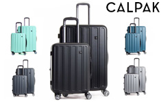 "CALPACKS  סט מזוודות קשיחות CalPaks Wander מזוודות, סט מזוודות, CALPACKS, סט 2 מזוודות קשיחות 20"", 28"", Durable ABS New Generation סט מזוודות קשיחות Durable ABS New Generation, שתי יחידות,""28 ו""20 מבית  CalPaks Wander ב – 399 ₪  בלבד! סט מזוודות קשיחות CalPaks Wander 28"" ו 20"" Durable ABS New Generation"