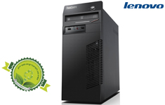 get deal - גט דיל מחשב נייח Lenovo ThinkCentre M72e Lenovo, מחשב נייד,  מחשב נייח Lenovo ThinkCentre M72e,  מחשב נייח Lenovo ThinkCentre מעבד I3, זכרון 8GB, כונן קשיח 240GB SSD +500GB מ.הפעלה WIN 10 ב- 599 ₪ מחודש* מחשב נייח Lenovo ThinkCentre M72e מעבד I3 זכרון 8GB, מ.הפעלה WIN 10  GET-PC-M72-I3-01