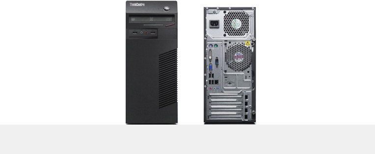 get deal - גט דיל מחשב נייח Lenovo ThinkCentre Lenovo, מחשב,  מחשב נייח Lenovo ThinkCentre m72/m71,  מחשב נייח עם מעבד I3, זכרון 8GB, כונן קשיח 240GB SSD +500GB מ.הפעלה WIN 10 ב- 649 ₪ מחודש* מחשב נייח עם מעבד I3 זכרון 8GB,  כונן קשיח 240GB SSD +500GB GET-PC-M72-I3-01