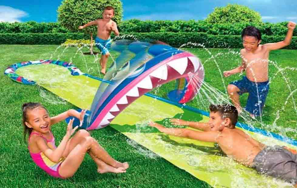 "טליה טויז בע""מ מגלשת כריש Banzai Shark Bite Water Slide מגלשת מים,מגלשת כריש,מגלשה,מים,מגלשת כריש Banzai Shark Bite Water Slide דגם:53325  מגלשת כריש Banzai Shark Bite Water Slide דגם:53325  מגלשת כריש Banzai Shark Bite Water Slide דגם:53325  53325"